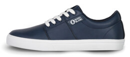 Modré pánske kožené topánky ARISE - NBLC6876