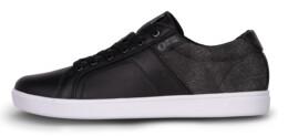 Čierne pánske topánky HUNT - NBLC6877