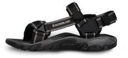 Men's black outdoor sandal TACKIE - NBSS6879