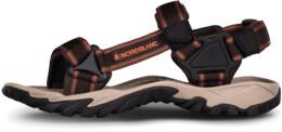 Sandale maro outdoor pentru bărbați TACKIE - NBSS6879