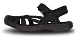 Černé dámské outdoorové sandály GLARY - NBSS6881