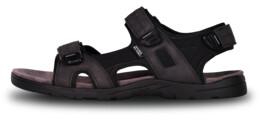 Šedé pánske sandále THONG - NBSS6882