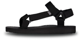Women's black sandal GLAM - NBSS6883