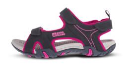 Damen Outdoor- Wandersandalen pink SLACK