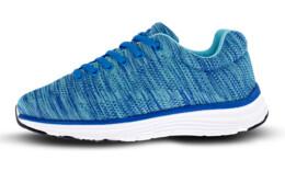 Modré dámské sportovní boty GOER LADY - NBLC71