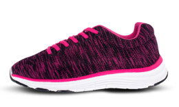 Women's pink sports shoes GOER LADY - NBLC71