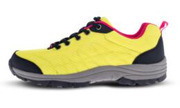 Žluté dámské sportovní boty ELEVATE LADY - NBLC75