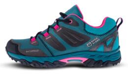 Modré dámske outdoorové topánky SMASH LADY - NBLC77
