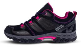 Ružové dámske outdoorové topánky SMASH LADY - NBLC77