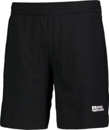 Černé pánské fitness kraťasy PACES - NBSPM6152