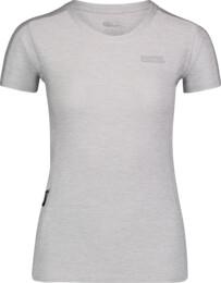 Šedé dámské tričko na běhání PROPER