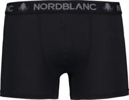 Černé pánské boxerky DEPTH - NBSPM6865