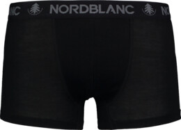 Černé pánské termo MERINO boxerky HAVEN - NBSPM6867