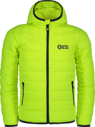 Žlutá dětská zimní bunda VANQUISH - NBWJK6947S