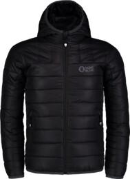 Černá dětská zimní bunda VANQUISH - NBWJK6947S