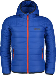 Modrá dětská zimní bunda VANQUISH - NBWJK6947S
