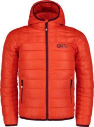 Oranžová dětská zimní bunda VANQUISH - NBWJK6947S