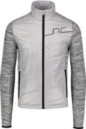 Men's grey sports jacket GROOVE