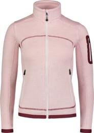 Růžový dámský svetr KNACKY