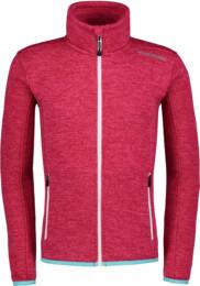 Ružový detský sveter ADEPT - NBWFK7015L