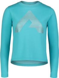Women's blue sweatshirt CARVE