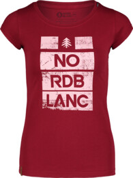 Tricou bordo pentru femei DYE - NBFLT7028
