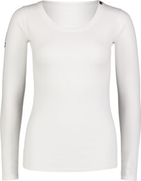 Fehér női pamut póló PUNY - NBFLT7029