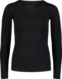 Fekete női pamut póló PUNY - NBFLT7029