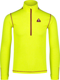 Žluté pánské celoroční termo triko TRIFTY - NBBMM7083