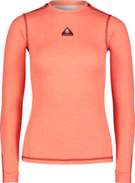 Červené dámské celoroční termo triko PURVEY - NBBLM7093