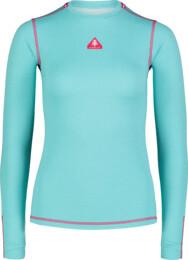 Modré dámské celoroční termo triko PURVEY - NBBLM7093