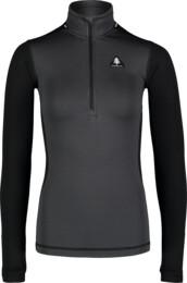 Šedé dámské zimní termo triko VEIL - NBBLD7098
