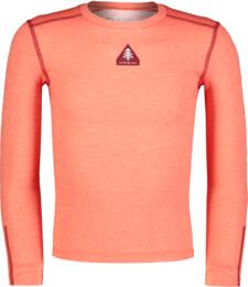 Piros gyermek egész éves termikus póló TWITCH - NBBKM7106S