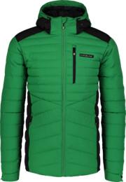 Zelená pánská zimní bunda SHALE