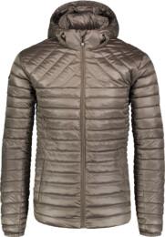 Men's beige down jacket PATH