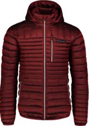 Jachetă matlasată roșie pentru bărbați TRUNK