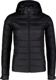 Černá dámská péřová bunda BLESS