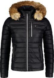 Černá dámská péřová bunda SWAY