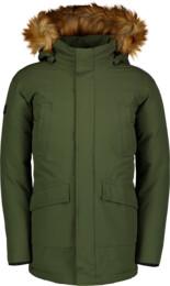Zelený dětský zimní kabát WHOOP - NBWJK6946L