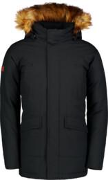 Černý dětský zimní kabát WHOOP - NBWJK6946S