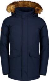 Modrý dětský zimní kabát WHOOP - NBWJK6946S