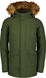 Zelený dětský zimní kabát WHOOP - NBWJK6946S