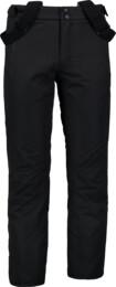 Men's black ski pants TEND