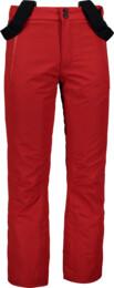 Men's red ski pants TEND