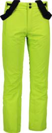 Zelené pánské lyžařské kalhoty TEND