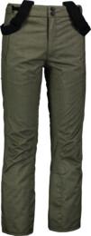 Men's green ski pants TEND