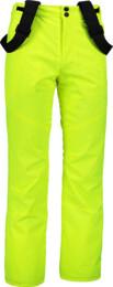 Pantaloni de schi galbeni pentru bărbați ARID