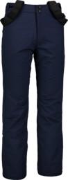 Men's blue ski pants ARID