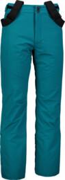 Zelené pánské lyžařské kalhoty ARID