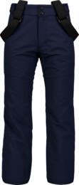 Modré dětské lyžařské kalhoty VALLIANT